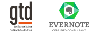 certificates getting things done evernote certified consultant